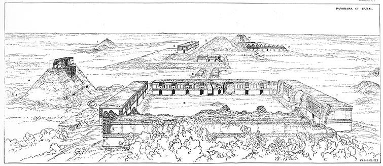 Chichen Itza Mexico Drawing And Chichen Itza Drawings
